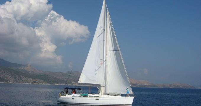 Noleggio Barca a vela a Fethiye – Jeanneau Sun Odyssey 45