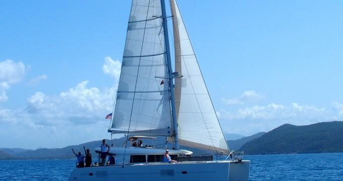 Noleggio Catamarano con o senza skipper Lagoon a Fethiye