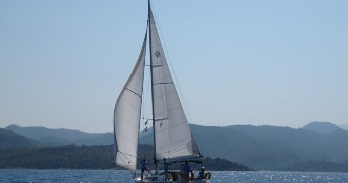 Noleggio Barca a vela a Fethiye – Jeanneau Sun Odyssey 36i