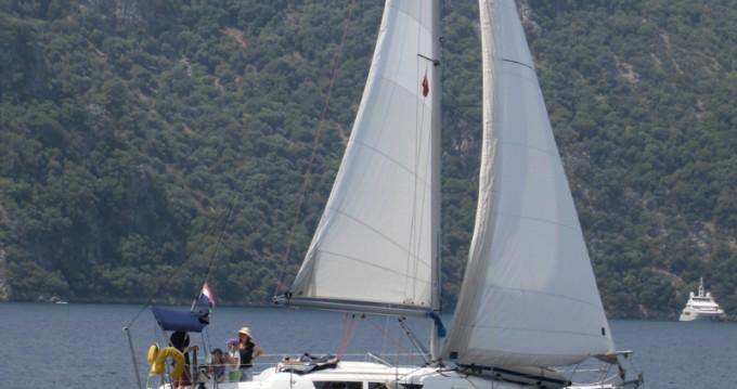 Jeanneau Sun Odyssey 32 i tra privati e professionisti a Fethiye