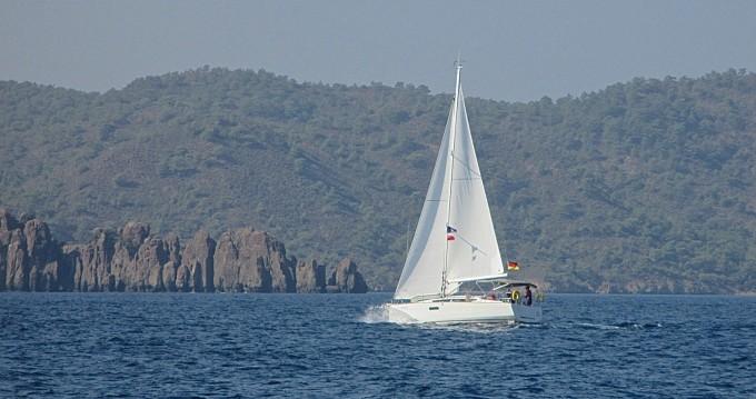 Jeanneau Sun Odyssey 349 tra privati e professionisti a Fethiye