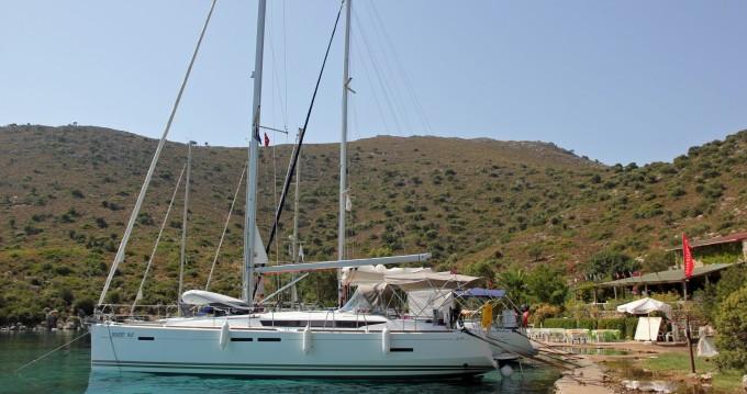 Jeanneau Sun Odyssey 439 tra privati e professionisti a Fethiye
