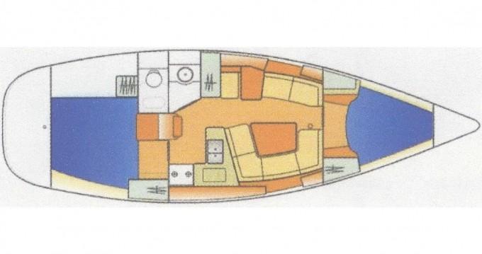 Noleggio barche Fethiye economico Sun Odyssey 35