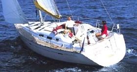 Bénéteau Oceanis 37 tra privati e professionisti a Fethiye