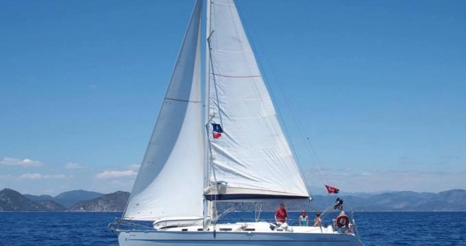 Noleggio Barca a vela con o senza skipper Bénéteau a Fethiye