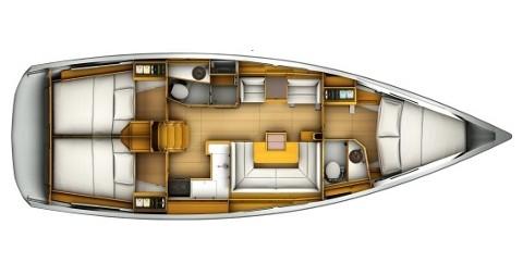 Noleggio barche Jeanneau Sun Odyssey 409 a Fethiye su Samboat