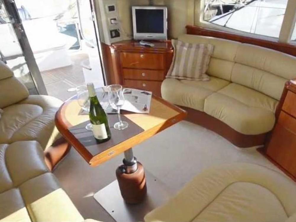 Noleggio barche Pirovac economico Azimut 39