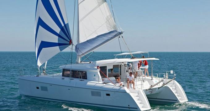 Noleggio Catamarano con o senza skipper Lagoon a Port of Lefkada
