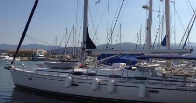 Bavaria Bavaria 46 Cruiser tra privati e professionisti a Port of Lefkada
