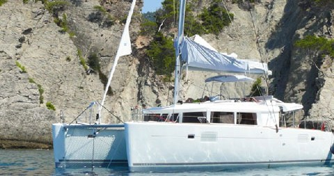 Noleggio barche Donji Seget economico Lagoon 450 F