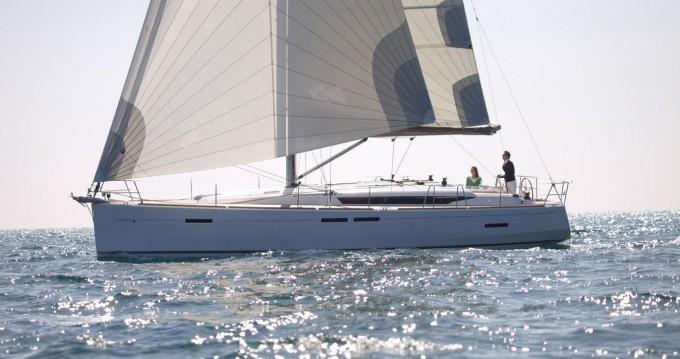 Noleggio Barca a vela a Trapani – Jeanneau Sun Odyssey 449