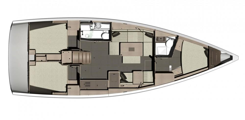 Noleggio barche Cagliari economico Dufour 412 Grand Large