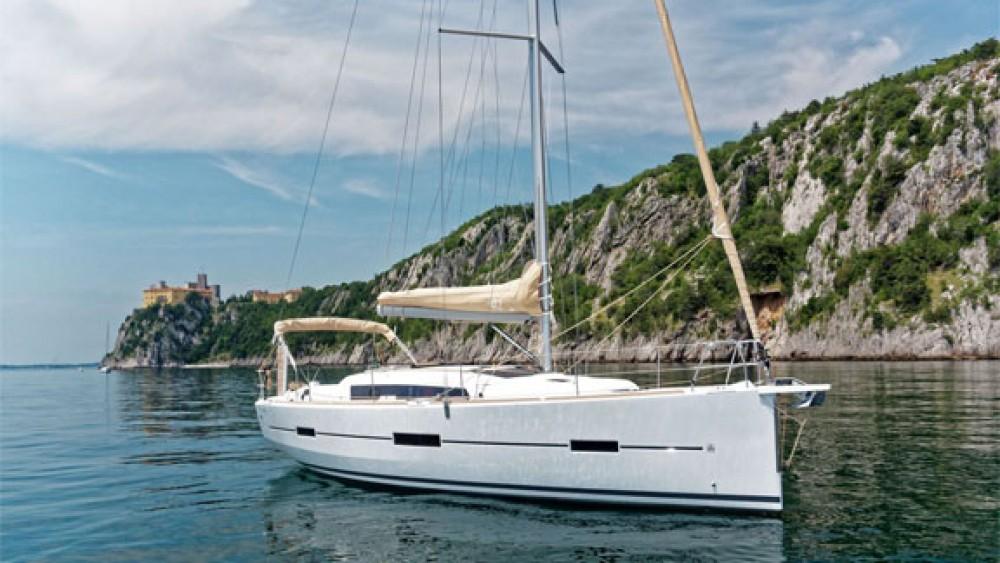 Barca a vela a noleggio Cagliari al miglior prezzo