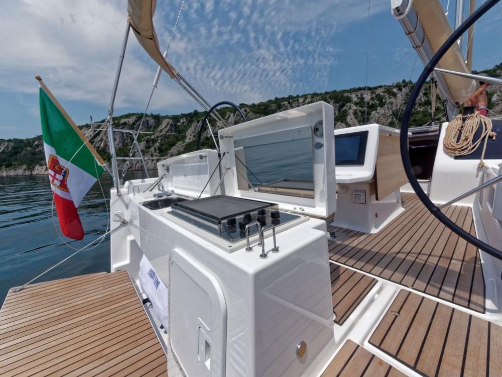Noleggio barche Dufour Dufour 412 Grand Large Cagliari su Samboat