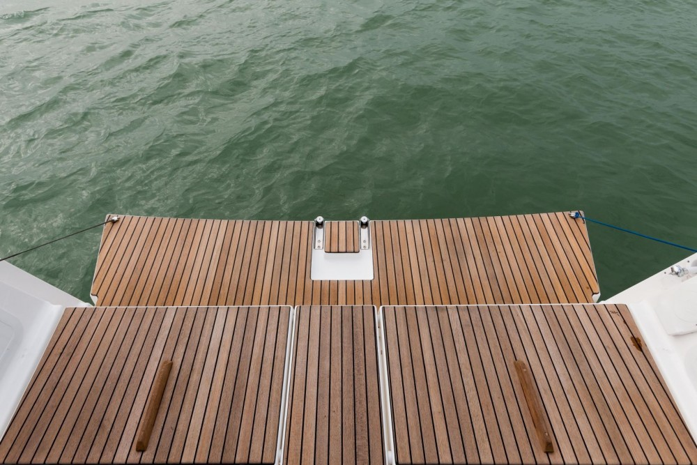 noleggio Barca a vela Cagliari - Dufour Dufour 382 GL