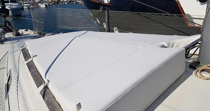 Noleggio barche Nettuno economico Cyclades 43.4