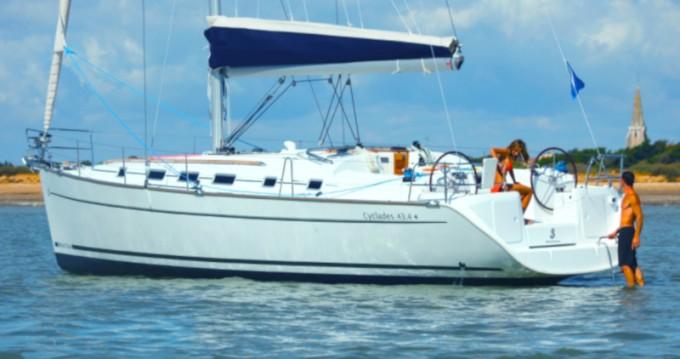 Noleggio Barca a vela a Nettuno – Bénéteau Cyclades 43.4