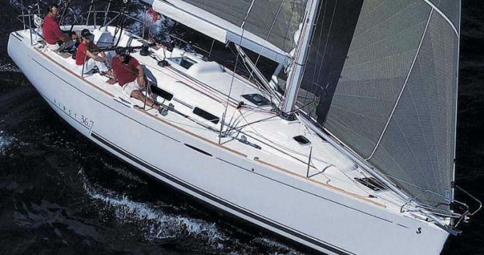 Noleggio Barca a vela con o senza skipper Bénéteau a Nettuno