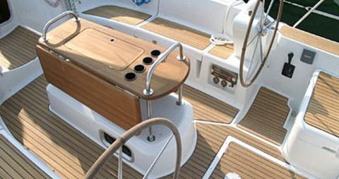 Noleggio barche Jeanneau Sun Odyssey 45 a Nettuno su Samboat