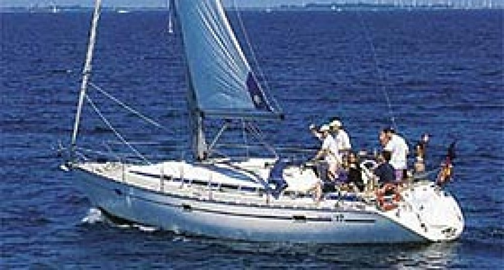 noleggio Barca a vela Traù - Bavaria Bavaria Cruiser 37