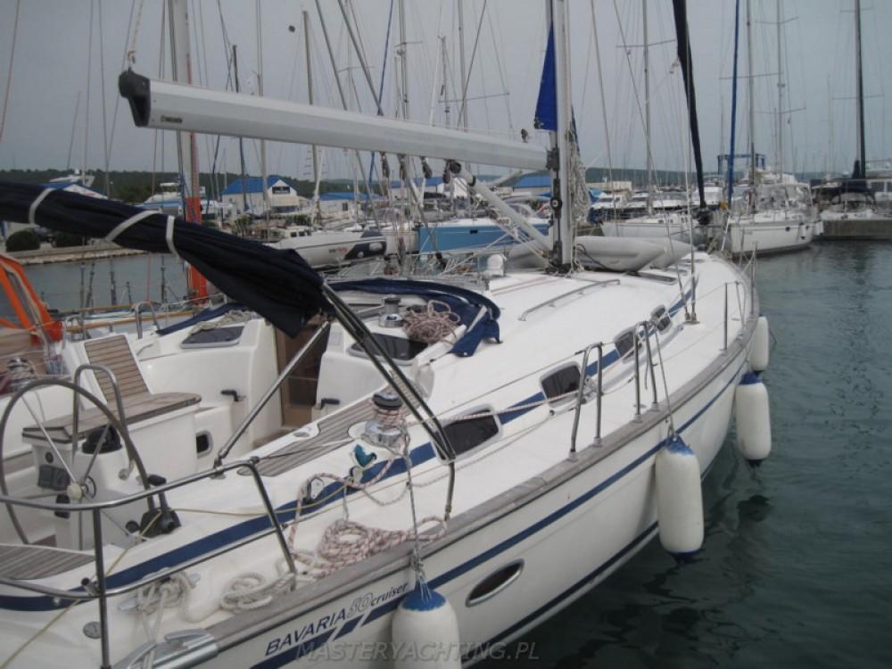 noleggio Barca a vela Traù - Bavaria Bavaria 50 Cruiser