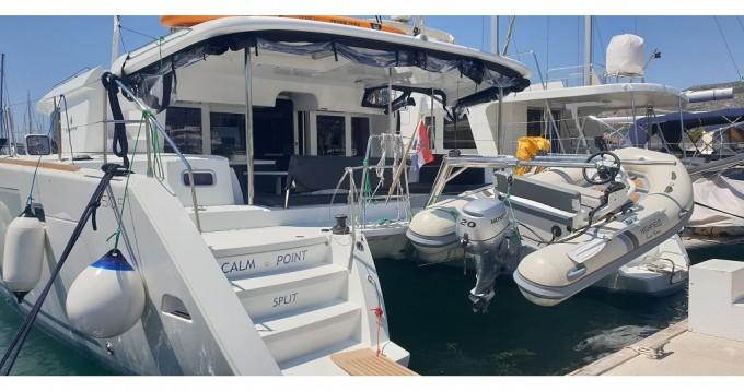 Noleggio barche Ragusa economico Lagoon 450 F