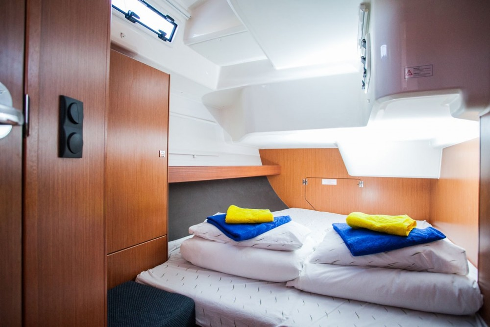 noleggio Barca a vela Trogir - Bavaria Bavaria Cruiser 51