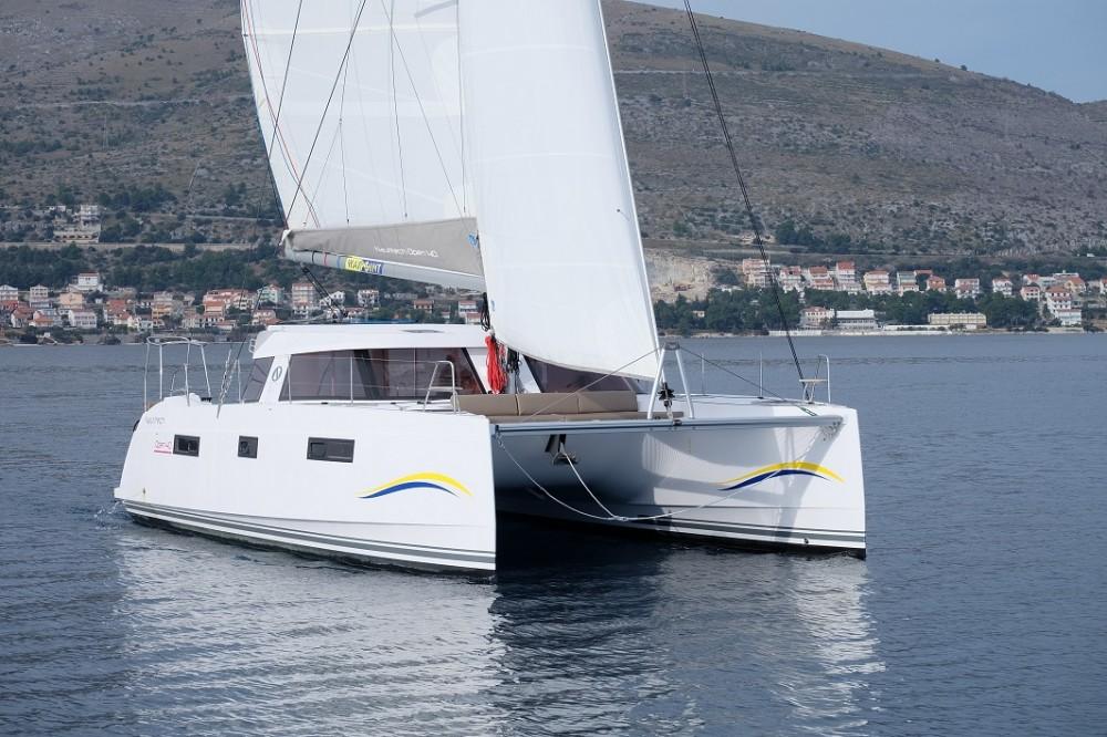 noleggio Catamarano Traù - Nautitech Nautitech Open 40