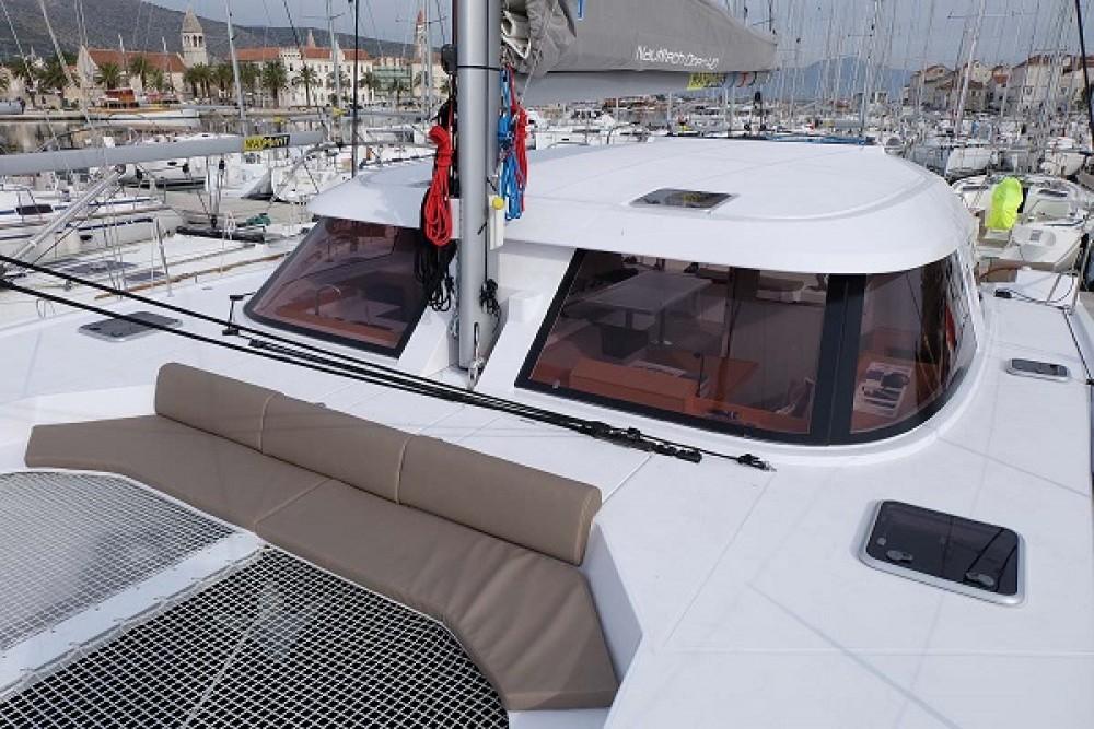Noleggio barche Traù economico Nautitech Open 40