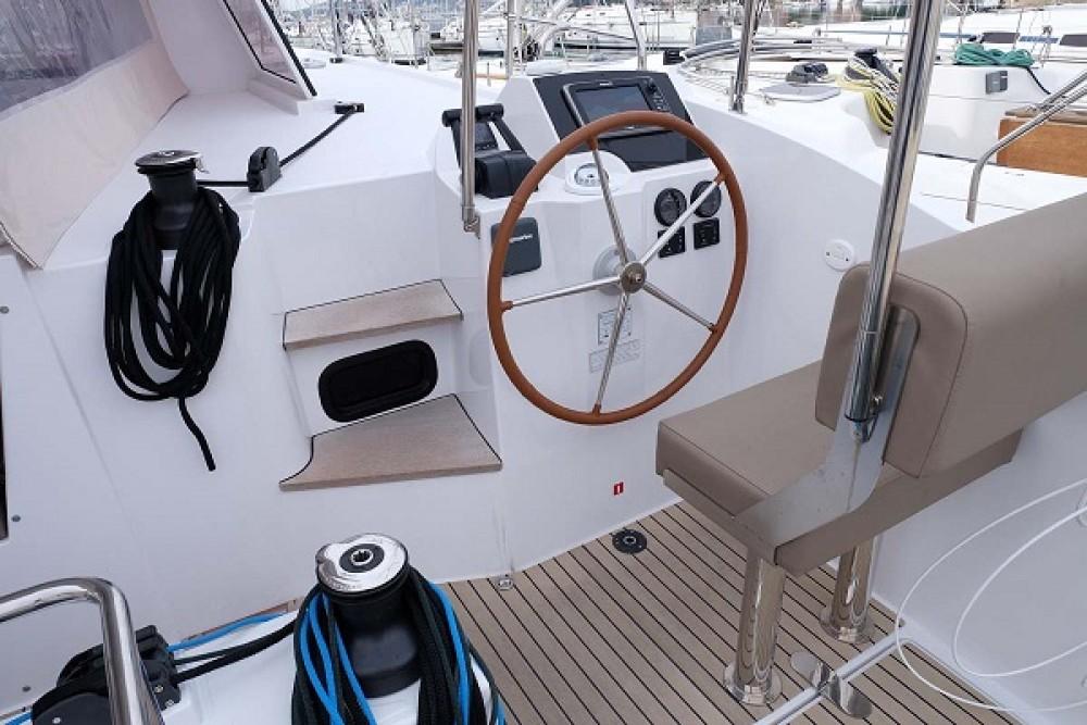 Noleggio barche Nautitech Nautitech Open 40 Traù su Samboat