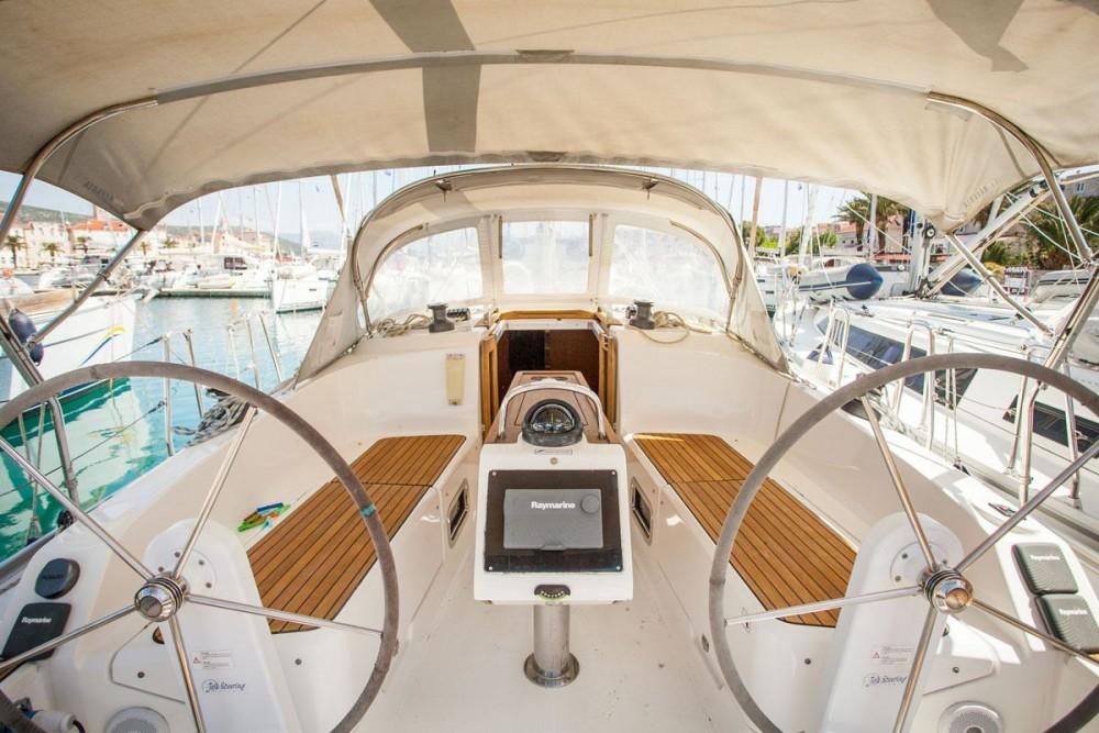 Noleggio barche ACI Marina Dubrovnik economico Bavaria Cruiser 37