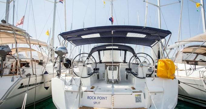 Noleggio barche Jeanneau Sun Odyssey 509 a Traù su Samboat