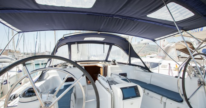 Noleggio Barca a vela con o senza skipper Jeanneau a Traù