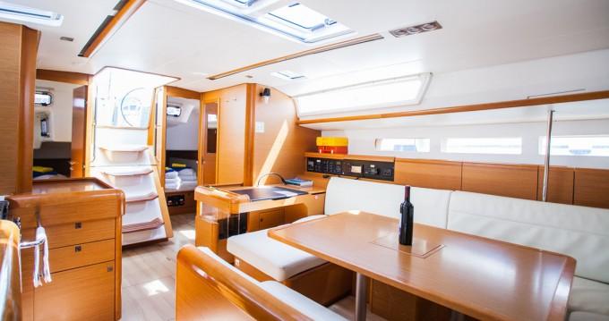 Noleggio yacht a Traù – Jeanneau Sun Odyssey 509 su SamBoat