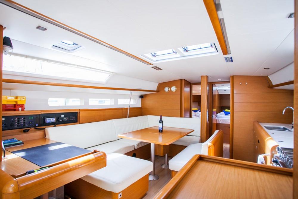 noleggio Barca a vela Traù - Jeanneau Sun Odyssey 509