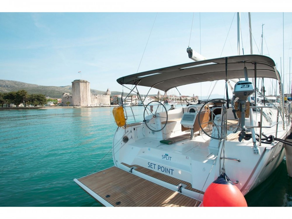 Bavaria Bavaria Cruiser 46 tra personale e professionale ACI Marina Trogir