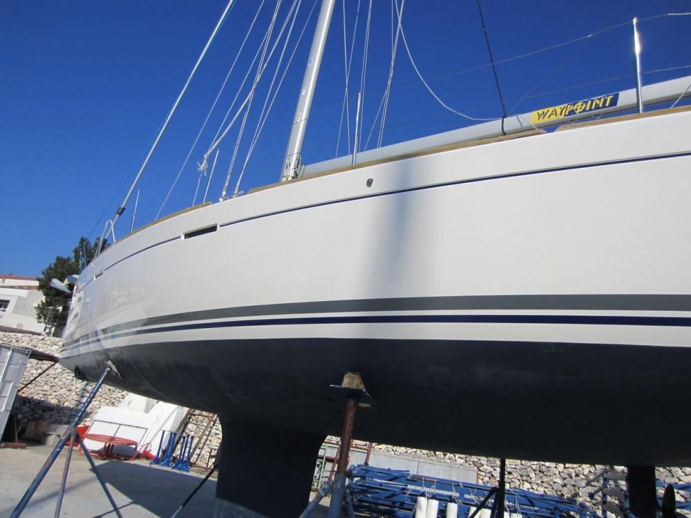 Noleggio barche Traù economico Oceanis 40