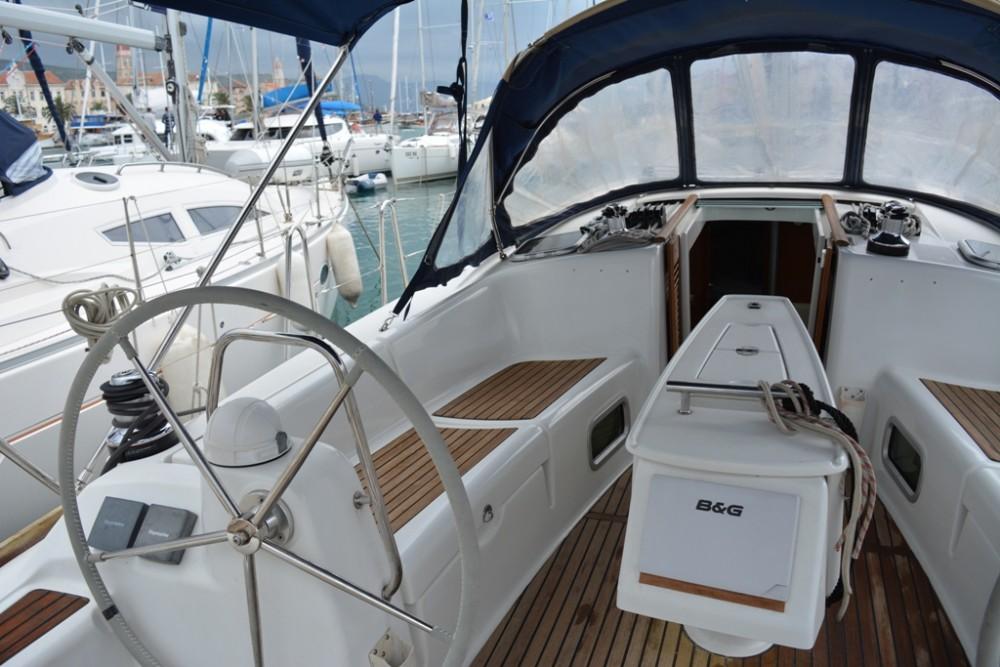noleggio Barca a vela Traù - Bénéteau Oceanis 40