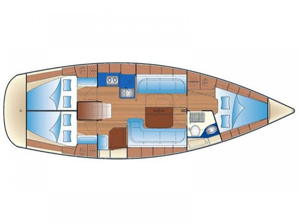 Noleggiare un'Bavaria Bavaria 37 Cruiser Traù