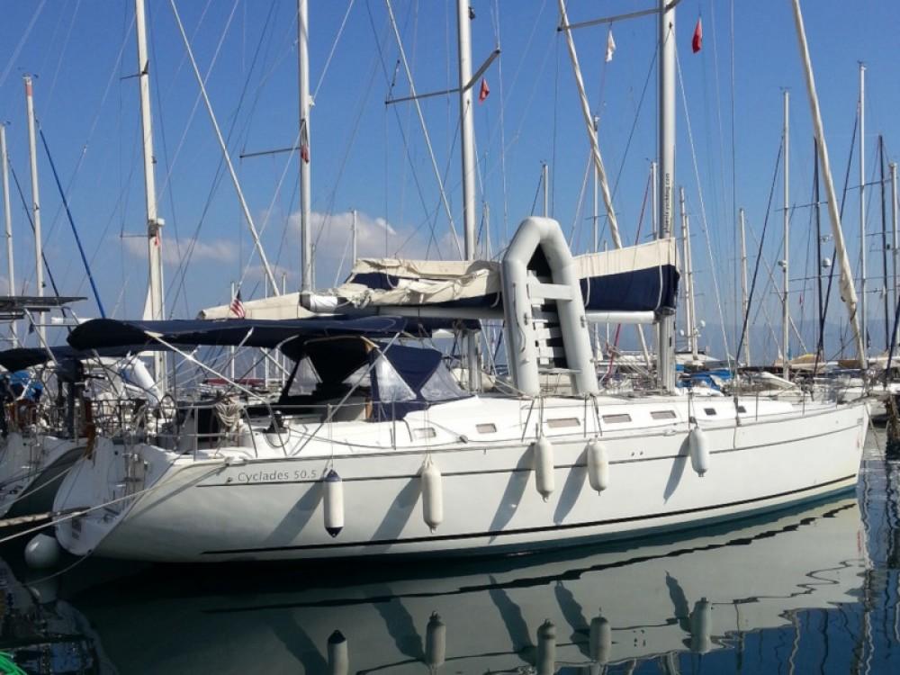 Noleggio barche Bénéteau Cyclades 50.5 Volos su Samboat
