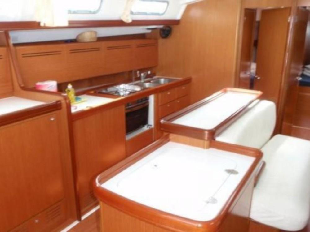 Noleggio barche Volos economico Cyclades 50.5