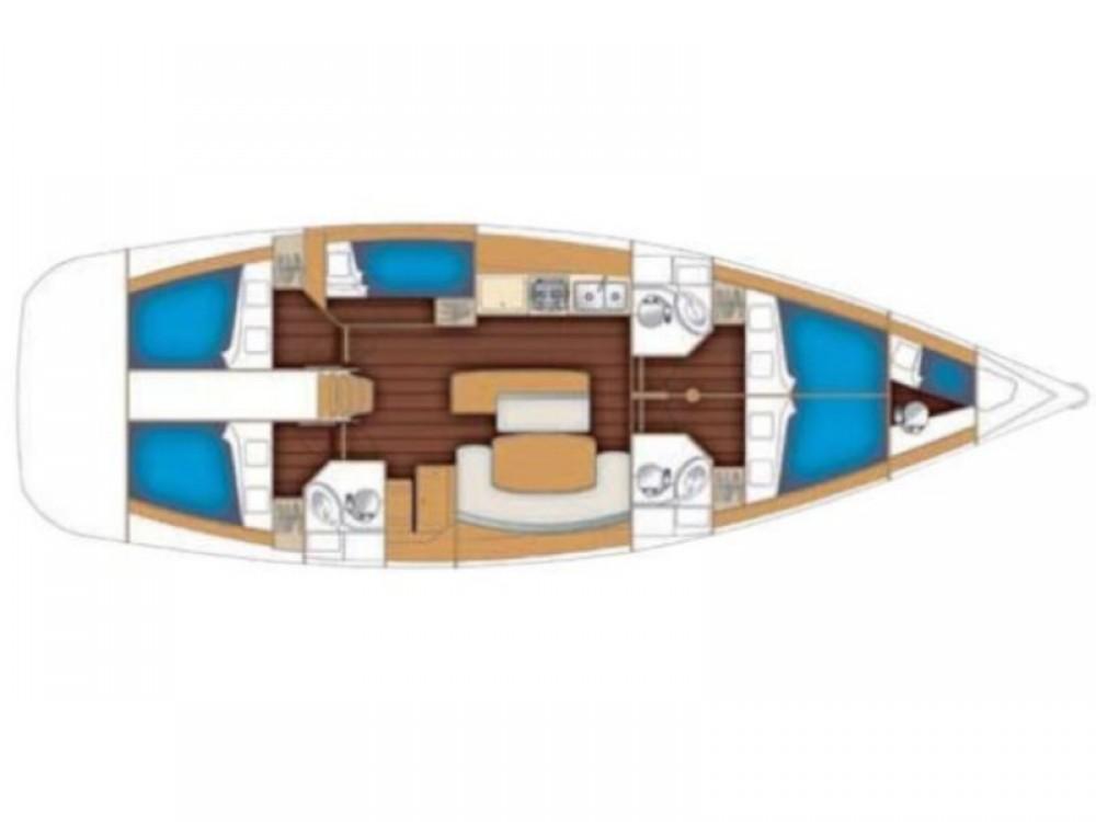 Noleggiare un'Bénéteau Cyclades 50.5 Volos