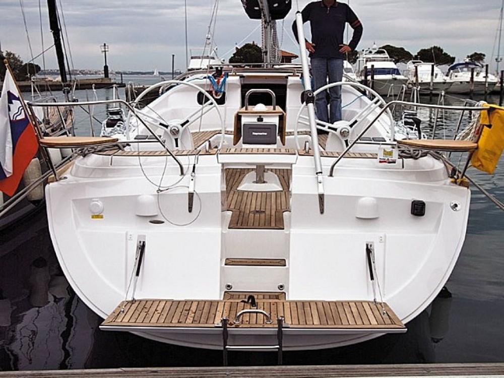 Noleggio Barca a vela con o senza skipper Elan