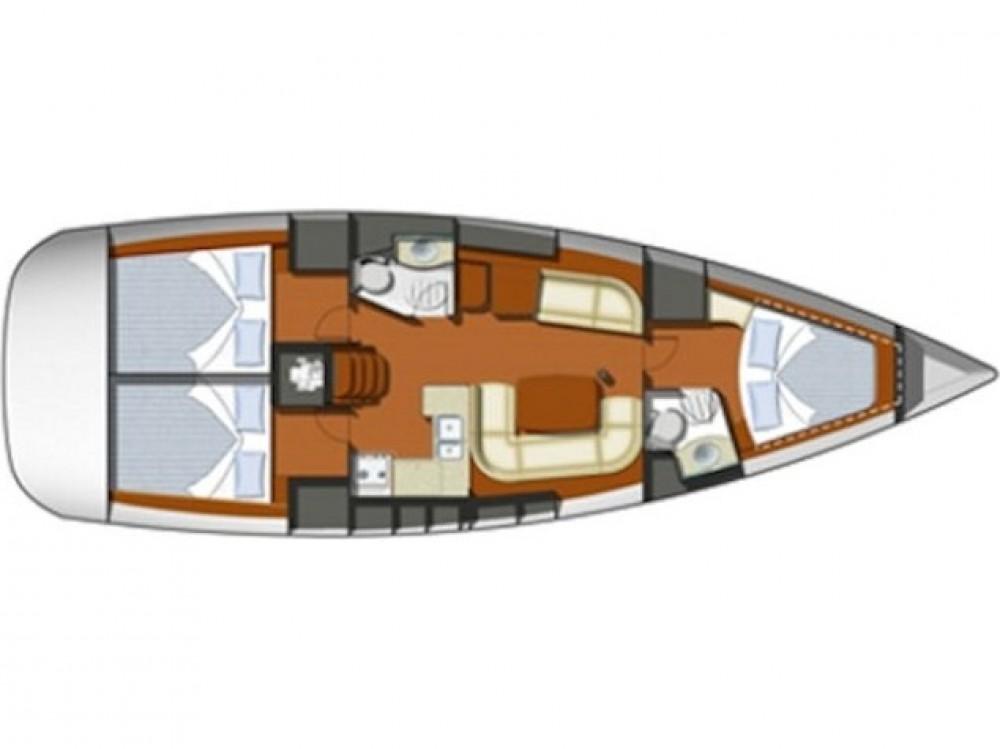 noleggio Barca a vela Préveza - Jeanneau Sun Odyssey 42 i