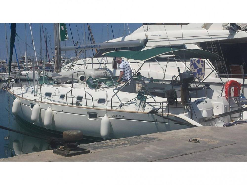 noleggio Barca a vela Leucade - Bénéteau Oceanis 461