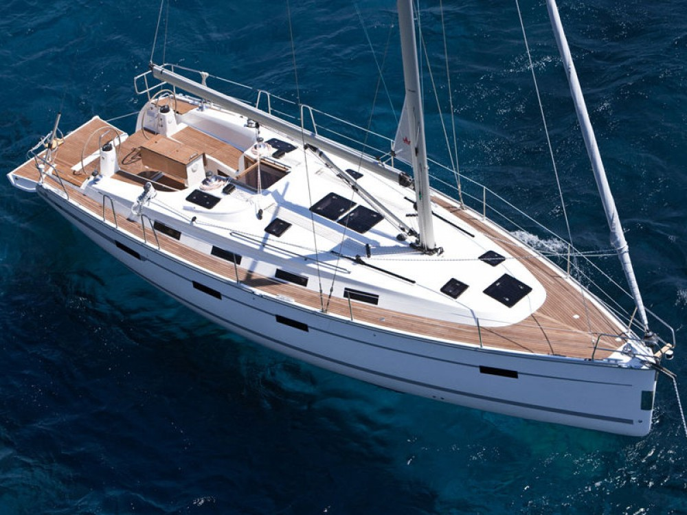 Bavaria Bavaria 40 Cruiser tra personale e professionale Leucade