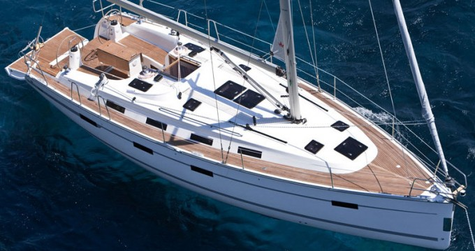 Bavaria Bavaria 40 Cruiser tra privati e professionisti a Lefkada