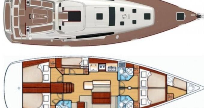 Noleggio yacht a Gouviá – Bénéteau Oceanis 50 Family su SamBoat
