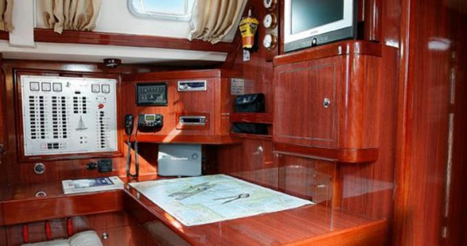 Noleggio Barca a vela Ocean con patente nautica