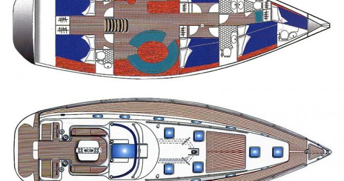 Noleggio Barca a vela a Atene – Ocean Ocean Star 56.1- 6 cabins